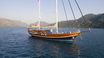 Charter Queen of Datca